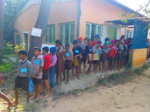 adopting rural schools, reaching the socially deprived children