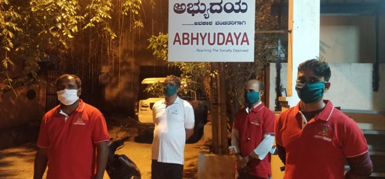 Abhyudaya to extend support to Daily Wagers during Corona Lock Down