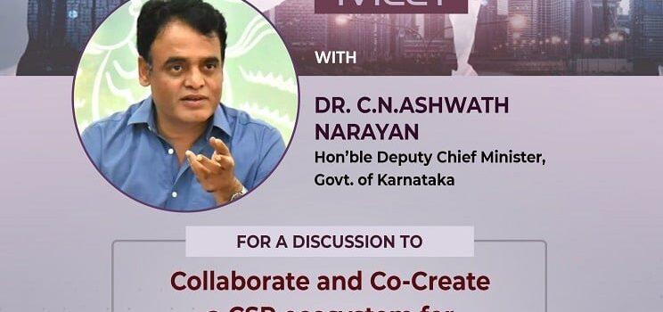 Abhyudaya at corporate leaders meet